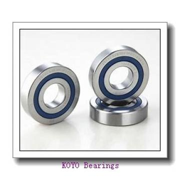 KOYO 6980 deep groove ball bearings