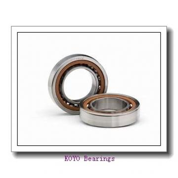 KOYO NU2311R cylindrical roller bearings