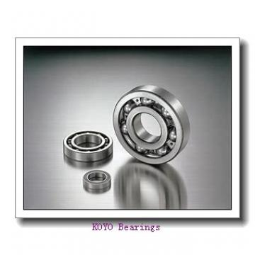KOYO EE275105/275155 tapered roller bearings