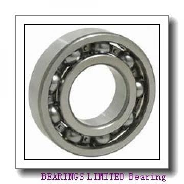 BEARINGS LIMITED SSLF1480 ZZ SRL/Q Bearings