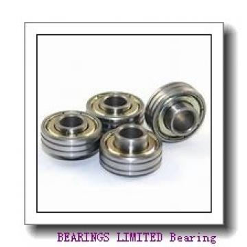 BEARINGS LIMITED 2523 Bearings