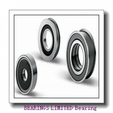 BEARINGS LIMITED MS9 ZZ Bearings