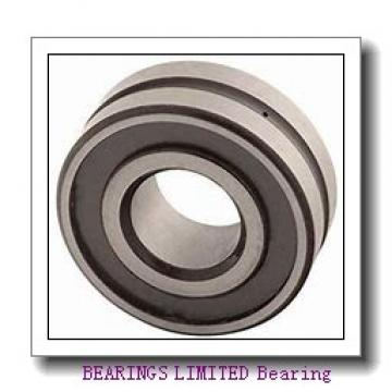 BEARINGS LIMITED 87609 Bearings