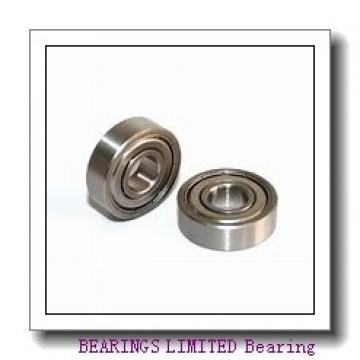 BEARINGS LIMITED SSR2A ZZ/Q Bearings